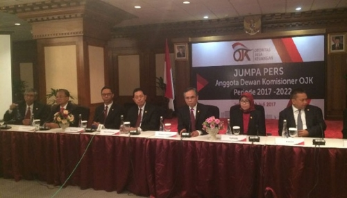 OJK to Set-up Fintech Center in Support of Digital Economy