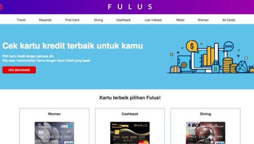 Indonesian millennial news portal Brilio launches credit card comparison platform