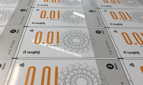 Fintech to Print Bitcoin Notes