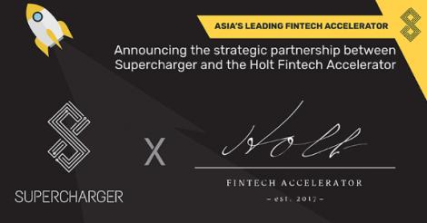 SuperCharger partners Holt Fintech Accelerator