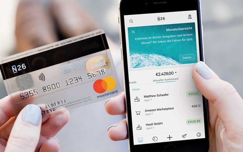 N26 launches in the UK