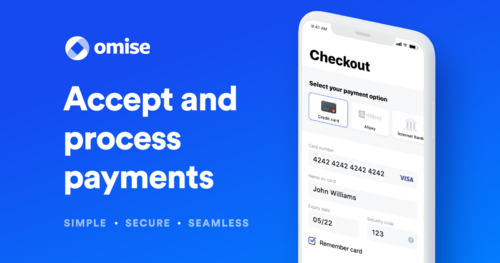 Omise, Thailand's online payment gateway, raised from Global Brain
