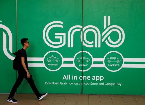 Southeast Asia's ride-hailing platform Grab signs a prepaid card deal with Mastercard