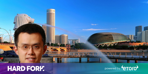 Binance enters Singapore with funding from state-owned investment firm