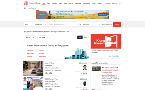 KKR's latest Southeast Asia bet is a $144M investment in PropertyGuru
