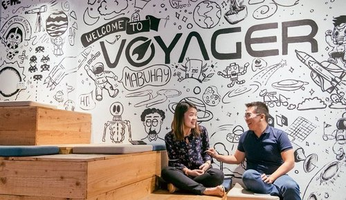 Philippine tech firm Voyager Innovations closes $175m funding from KKR, Tencent