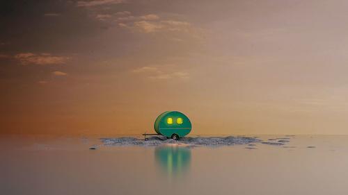 Solitude as a competitive advantage