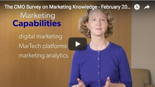 How does your firm develop new marketing capabilities?