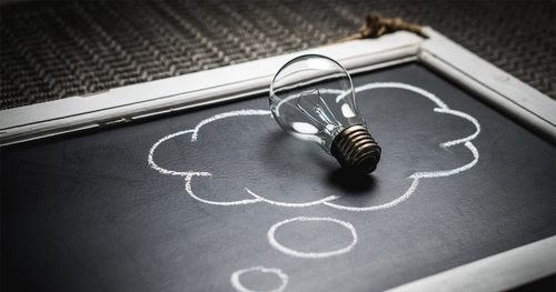 Great ideas not recycled content the key to thought leadership