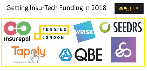 Successful start-up fund raising at Instech London - 19th March