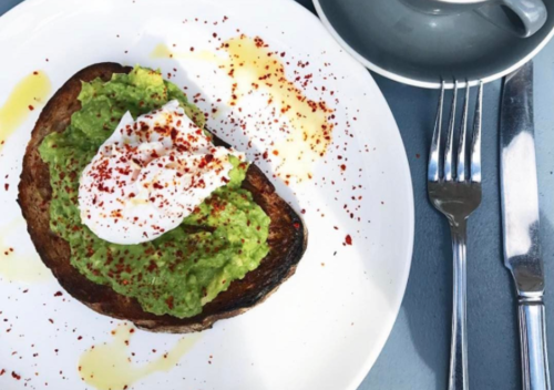 Seven places to eat avocado on toast instead of buying a house