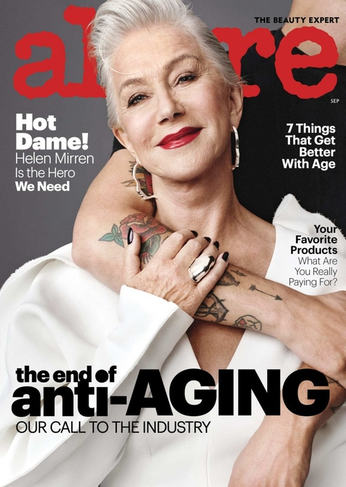 Ageism in the Beauty Industry - by Laura Robinson