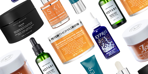 Trending Beauty Ingredients - Why the pumpkin phenomenon is more than a spice latte - by Ant Carey