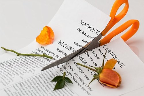 Do I have to fund my legal fees on divorce?