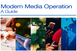 A (Very) Modern Media Operation
