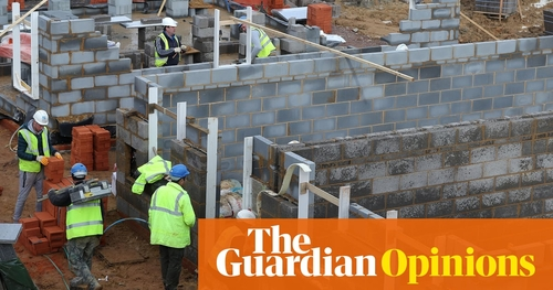 Has selling land to developers really been a cause of the housing crisis?