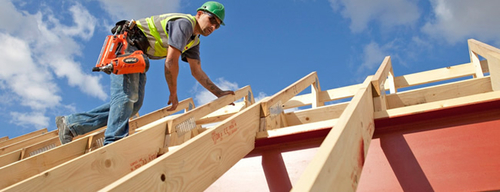 Regulation under construction for builders...