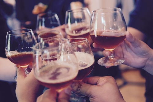 Increase in visitors to Irish breweries and distilleries