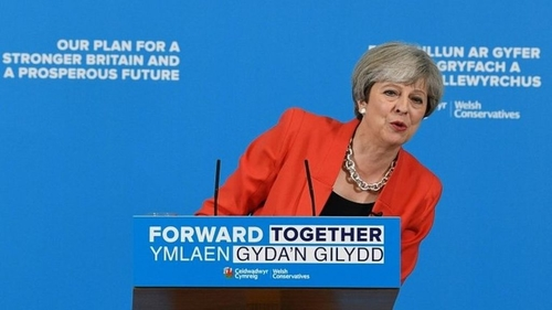 Change to the Tory Manifesto?