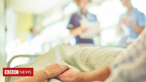 Hospital waiting list in England highest since 2007