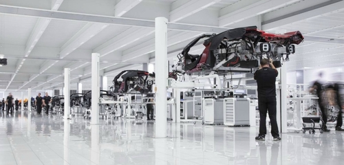 McLaren | The Manufacturer of The Year Award