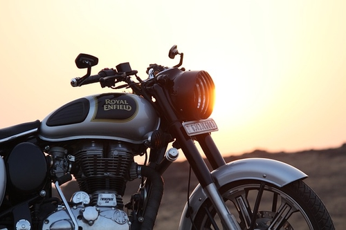 ITP Helps Bring Royal Enfield Design Back to the UK