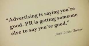 PR leads successful marketing campaigns