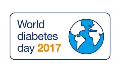 World Diabetes Day - 14 November 2017
