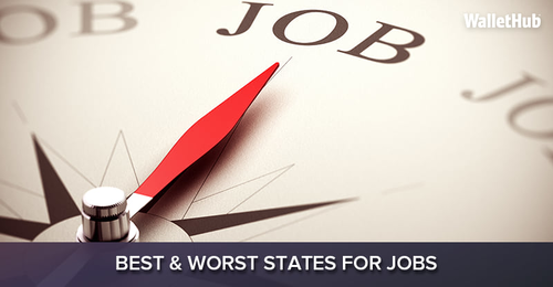 Looking for a job? Try looking in these top states