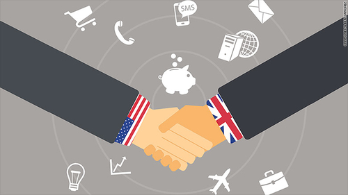 Considering the different business cultures between the U.S. and the UK