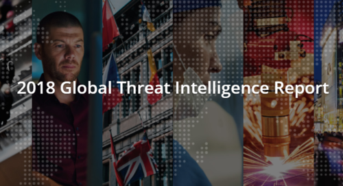 The 2018 Global Threat Intelligence Report is out now