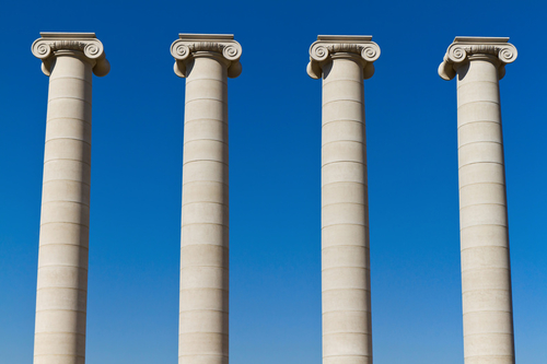 The four pillars of innovation