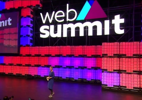 Vestager promotes fair play in tech at Web Summit