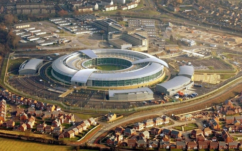Ex-Deputy Head of MI5 Talks Cyber-Security.