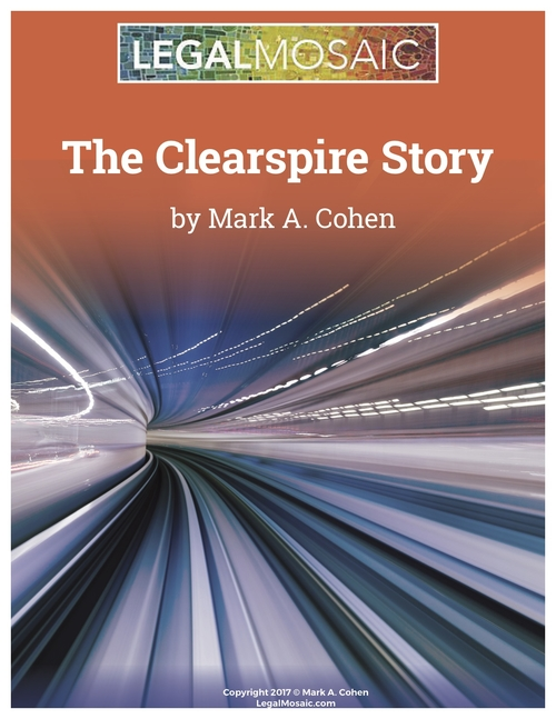 A post-mortem on the failure of Clearspire (an innovative US law firm)