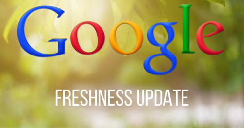 Google Freshness Algorithm: Everything You Need to Know