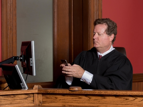 Judges on Twitter? It's just what the system needs.