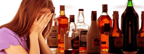Alcohol: Self medicating for Stress?