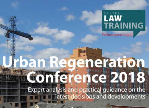 The challenges and opportunities of urban regeneration