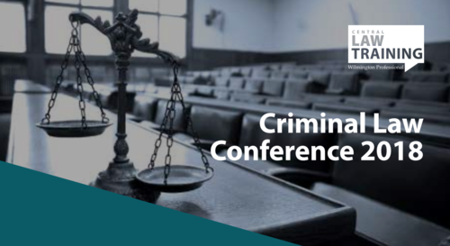 Bringing criminal practitioners together