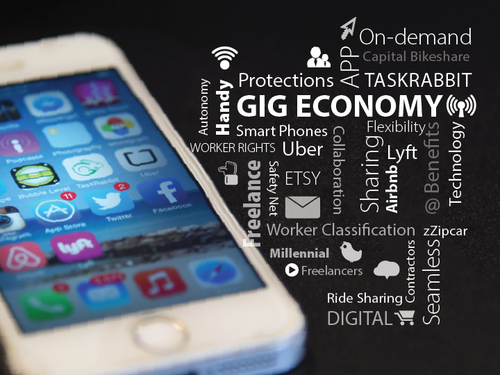 Call for Clarity: gig economy workers' rights