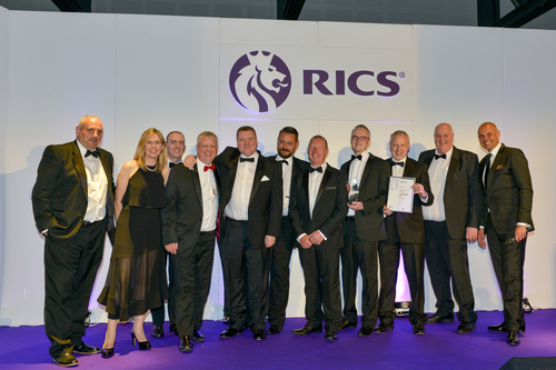 Pick Everard Project Scoops Prestigious RICS Award