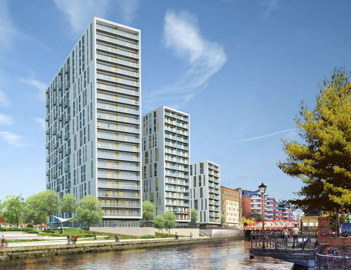 Further Increase to City Centre Living