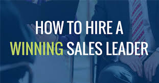 12 key factors you should consider when recruiting a Sales Director