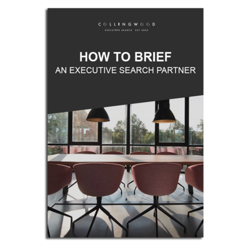What information have you prepared to brief your recruitment partner?