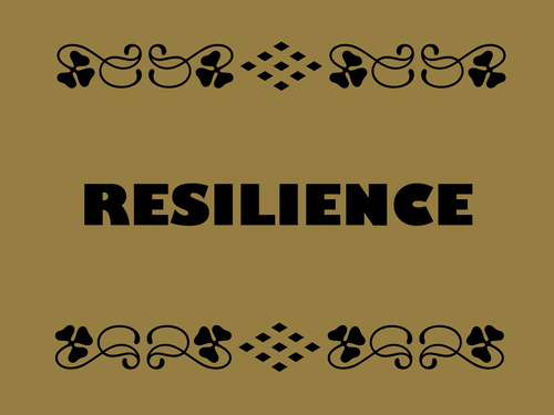 The importance of resilience in high performing leaders