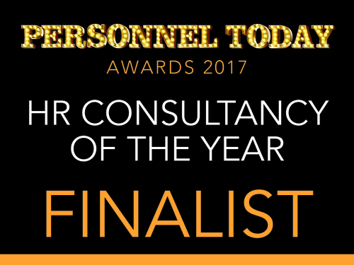 HR Consultancy of the Year Finalist