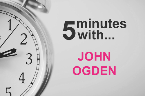 Q&A with John Ogden, MD CBRE
