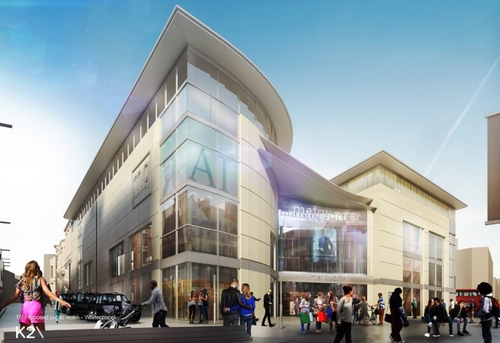 Plans in to transform Metquarter