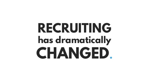 Recruiting talent MATTERS